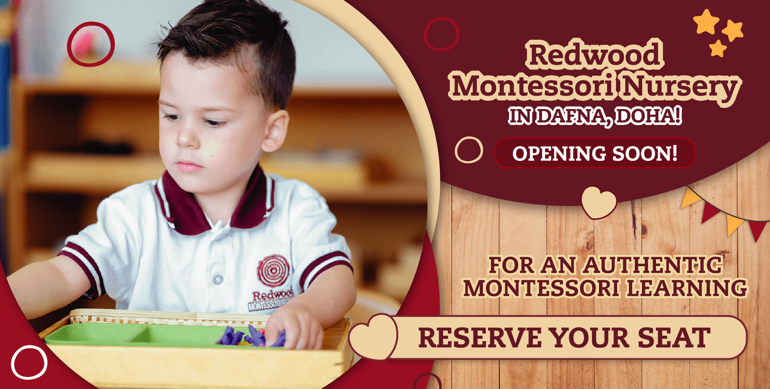 Redwood Montessori Nursery Dafna Doha